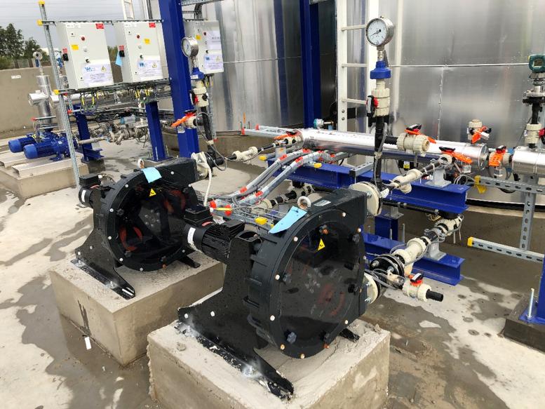 Industrial pumps - Flowtec